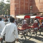 Велорикши Індії