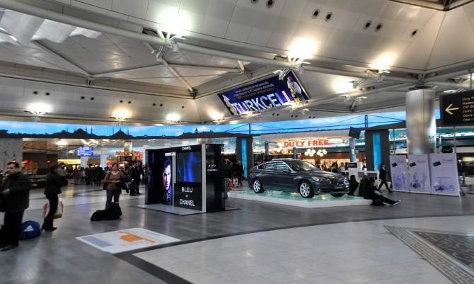 аеропорт Ataturk Havalimani