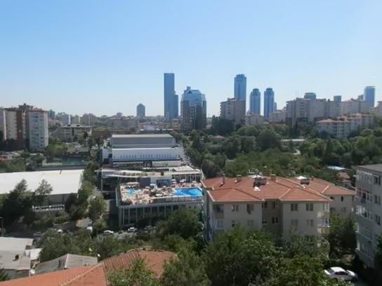 район Sisli у Стамбулі