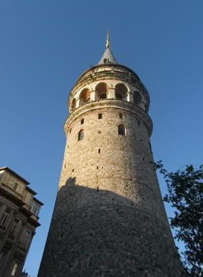 Галата-башня