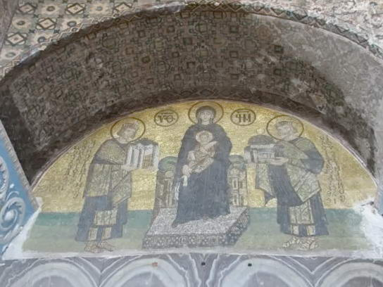 церква Святої Ірини