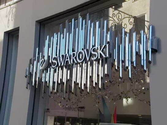 Магазин Swarovski у Стамбулі