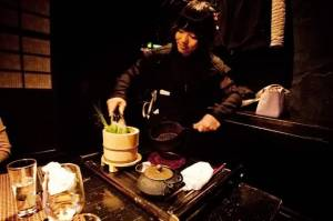 Самі незвичайні ресторани Токіо