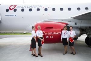 Air Lituanica розширює географію