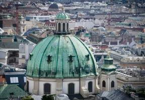 Туристична галузь Австрії відмітила свій кращий рік