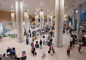 Контроль в аеропорту Бен-Гуріон в Ізраїлі буде спрощений