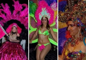 Мадейра запрошує на карнавал