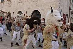 весняний карнавал Хорватії