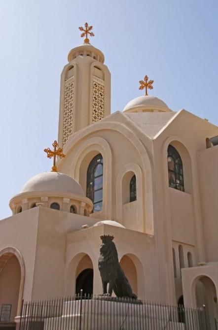 Християнська церква в Єгипті