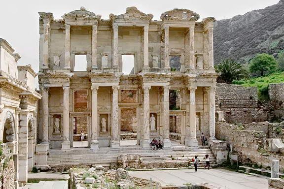 Туреччина - місто Ефес