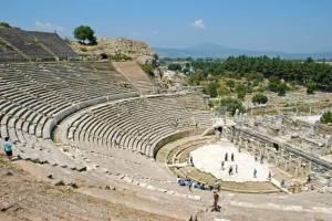 Античне місто Ефес в Туреччині