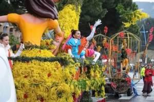 Фестиваль мімози у Франції