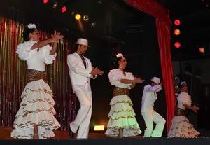 Фестиваль фламенко в Хересі
