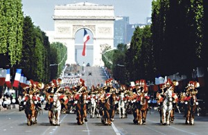 Святкування дня узяття Бастилії