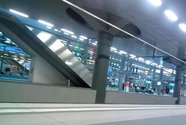 берлінський залізничний вокзал