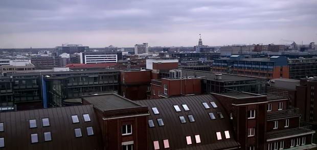 В місті Гамбург