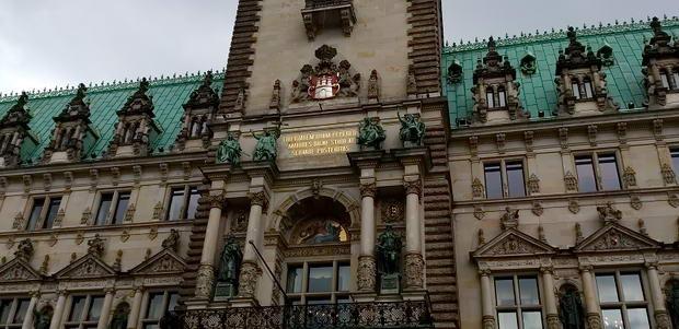 Гамбург. Німеччина