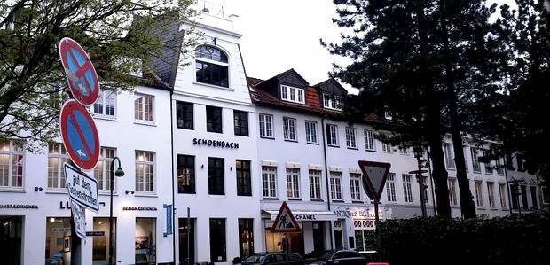 зіпсовані дорожні знаки Гамбурга