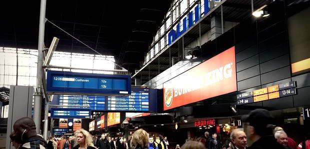 залізничний вокзал Гамбургу