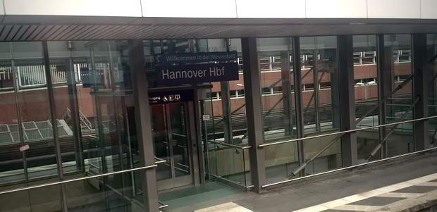 залізничний вокзал Ганноверу