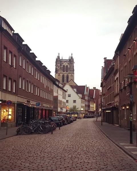Мюнстер. Німеччина