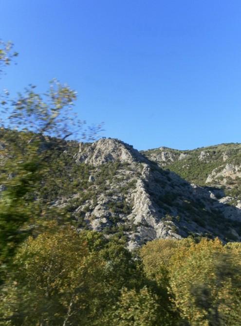 гори Греції