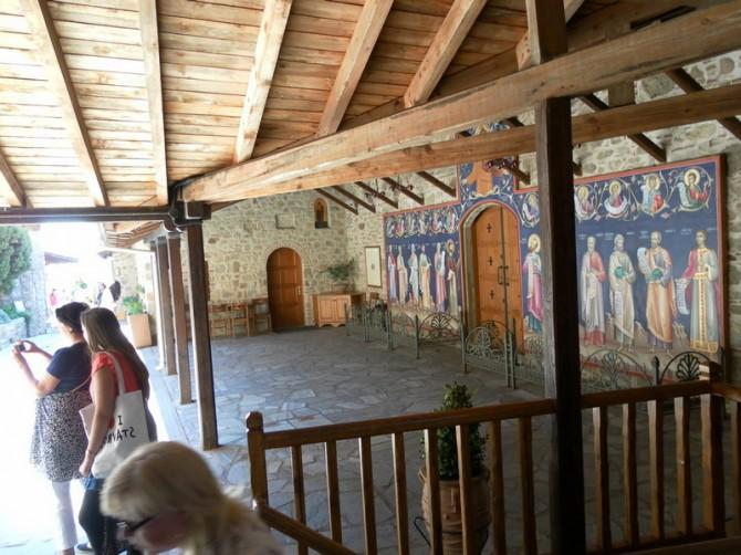 монастир Великий Метеор