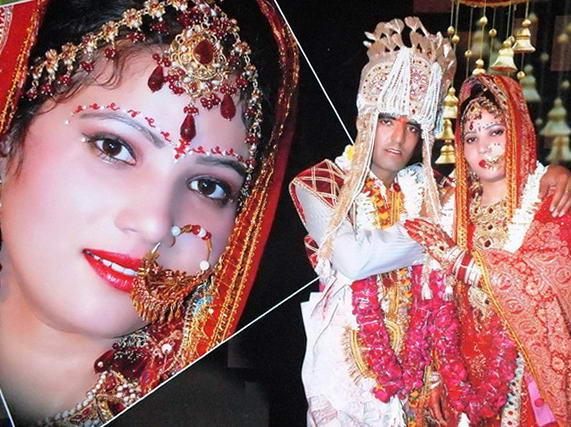 індійське весілля