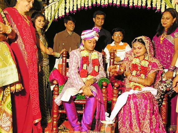 традиції весілля в Індії