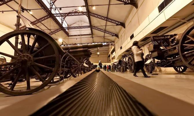 Королівський музей армії у Брюсселі