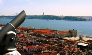 Лісабон - Місто на семи пагорбах