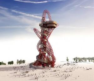 скульптура ArcelorMittal Orbit