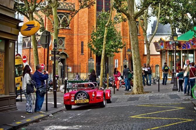 вулиця Montmartre