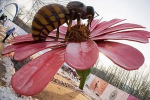 У Москві відкрився парк гігантських комах