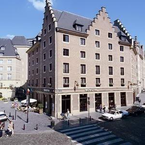 готель Novotel Brussels off Grand Place