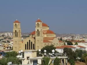 Пафос - популярний курорт Кіпру