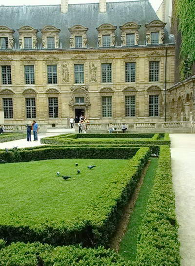 площа Вог у Парижі