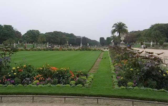 Ідилія Люксембурзького саду