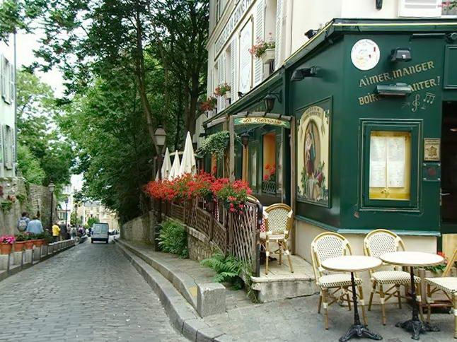 Кафе в Парижі присвячене фільму Амелі