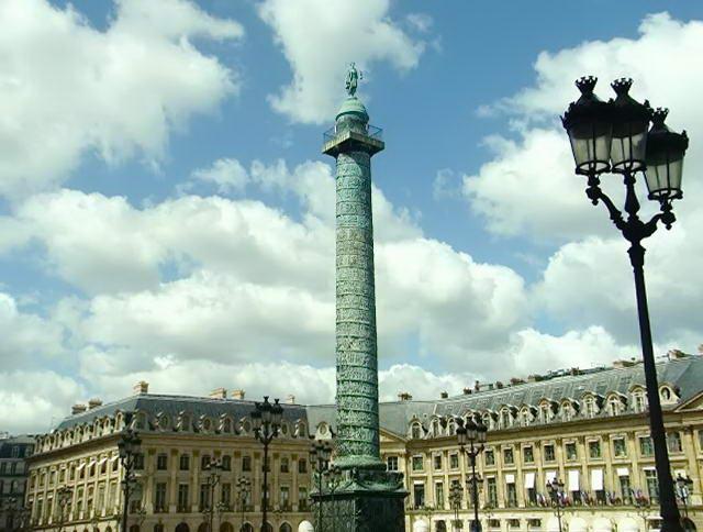 Колона Наполеона на Вандомській площі