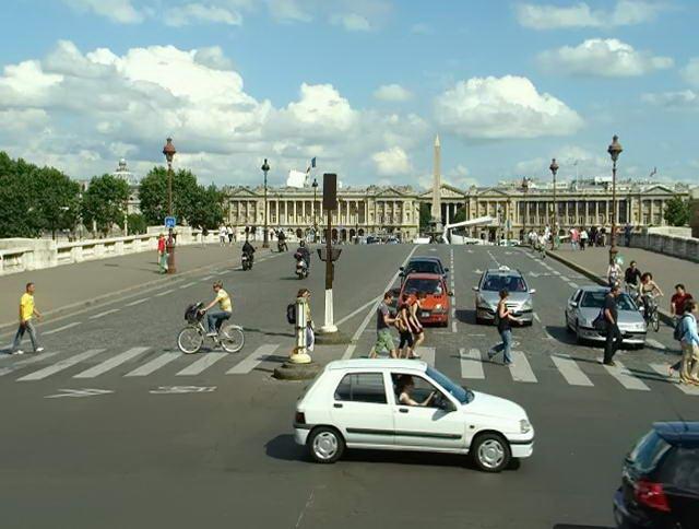 площа Згоди в Парижі