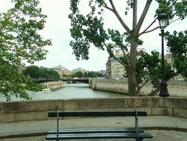 Вид на річку