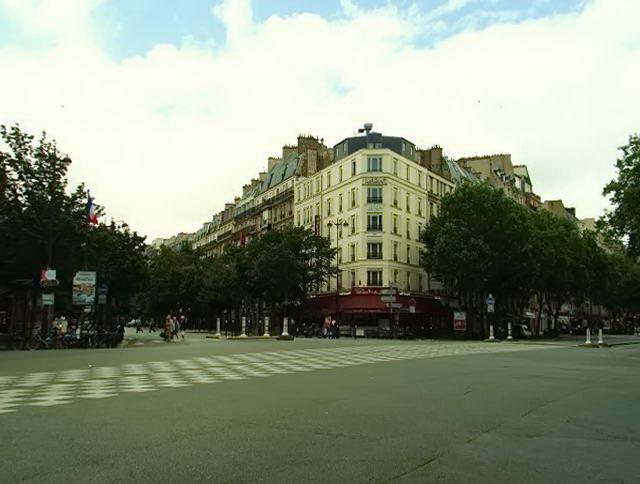 вулиці Парижу