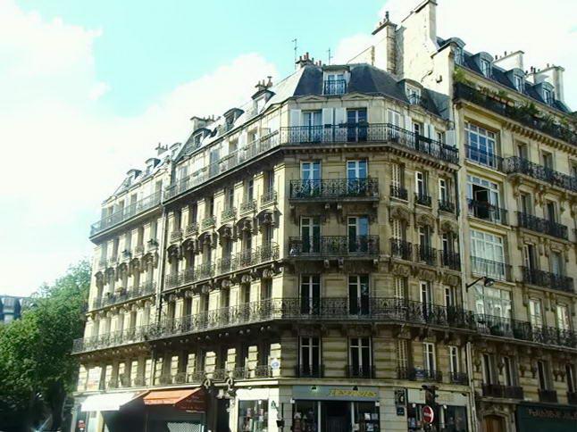 архітектурний стиль Парижу