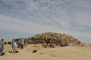 У Єгипті знайдена одна з семи пірамід Едфу