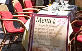 У Нідерландах найдорожчі ресторани в Європі