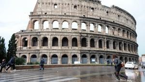 Рим виявився підтопленим