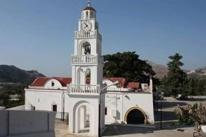 Острів Родос, Греція: святі і прекрасні місця