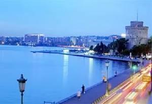Салоніки - європейське місто майбутнього в 2014 році