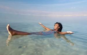 Цілюща сила Мертвого моря